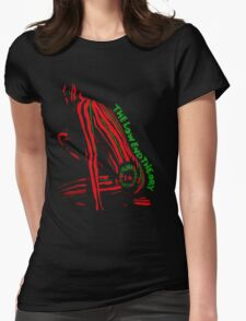 Tribe Called Quest - The Low End Theory Womens Fitted T-Shirt