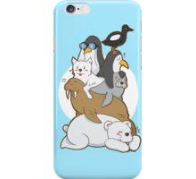 ARCTIC ANIMAL iPhone Case/Skin