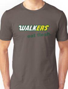 Walkers. Eat Flesh.™ Unisex T-Shirt