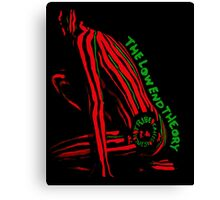 Tribe Called Quest - The Low End Theory Canvas Print