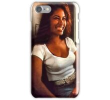 Selana Q iPhone Case/Skin