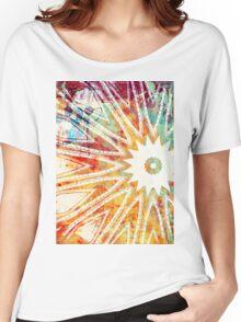GRUNGE KISS Women's Relaxed Fit T-Shirt