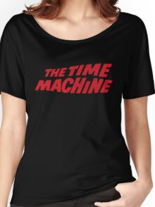 The Time Machine (1960) Movie Women's Relaxed Fit T-Shirt