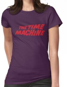 The Time Machine (1960) Movie Womens Fitted T-Shirt