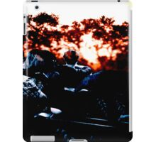 Fly me to the view iPad Case/Skin
