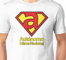 Autónomo-Superman Unisex T-Shirt