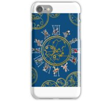 Doctor Clock (Dr. Who) iPhone Case/Skin