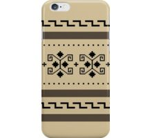 Big Lebowski Cardigan Texture iPhone Case/Skin