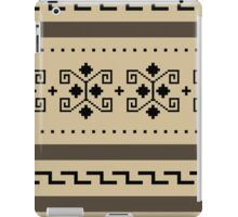Big Lebowski Cardigan Texture iPad Case/Skin