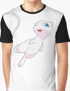 Pokemon - Mew Graphic T-Shirt