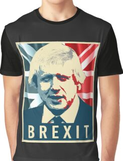 Boris Johnson Brexit Graphic T-Shirt