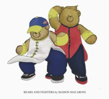 BEARS and FIGHTERS - Yun and Yang by Bears& Fighters