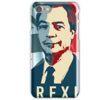 Nigel Farage Brexit iPhone Case/Skin