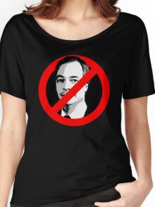 Anti Nigel Farage Women's Relaxed Fit T-Shirt