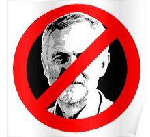 Anti Jeremy Corbyn Poster