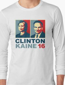 Clinton Kaine 16 Long Sleeve T-Shirt