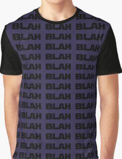 Blah wars Graphic T-Shirt