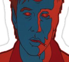 Bill Hicks - don't worry Sticker