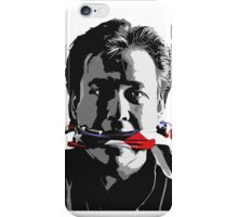 shut 'em Up - Bill Hicks - Freedom of speak iPhone Case/Skin