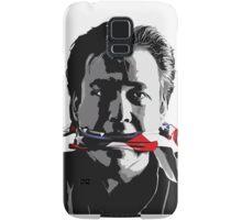 shut 'em Up - Bill Hicks - Freedom of speak Samsung Galaxy Case/Skin