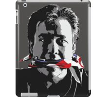 shut 'em Up - Bill Hicks - Freedom of speak iPad Case/Skin