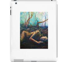 Asleep in the Deep Forest iPad Case/Skin