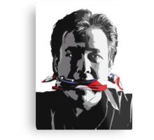 shut 'em Up - Bill Hicks - Freedom of speak Metal Print