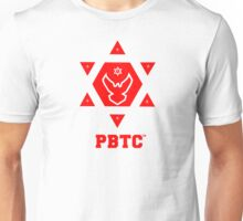PBTC™ New Brand Logo - Powered By The Creator™  Unisex T-Shirt