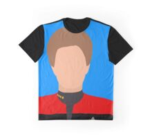 Star Trek - Voyager (Kate Mulgrew) Graphic T-Shirt