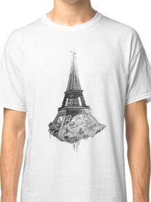 under the eiffel Classic T-Shirt