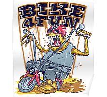 Bike 4 Fun Poster
