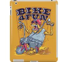Bike 4 Fun iPad Case/Skin