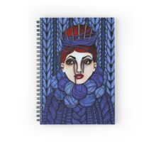 Tortured Artist Spiral Notebook