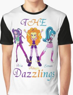 The Dazzlings equestria girls Graphic T-Shirt