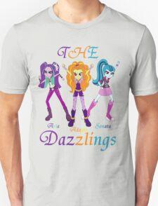 The Dazzlings equestria girls T-Shirt