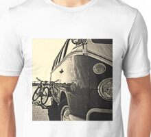 Ride to work Unisex T-Shirt