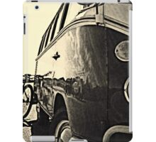 Ride to work iPad Case/Skin