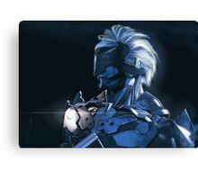 Raiden Is Back Canvas Print