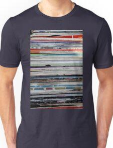 old vinyl records Unisex T-Shirt