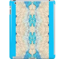 Clouds in symmetry iPad Case/Skin