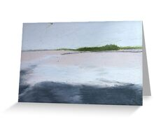 Maldon, pastel Greeting Card