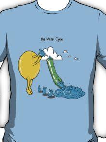 Cute Water Cycle T-Shirt