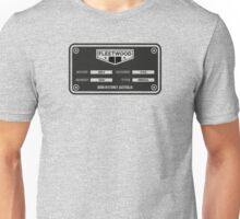 Chassis Number  Unisex T-Shirt
