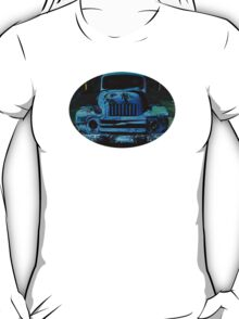Lomography Truck Photography T-Shirt