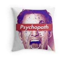 this is shut your eyes Throw Pillow