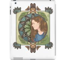 Kelli Butterfly iPad Case/Skin