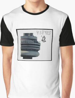Drake Views Graphic T-Shirt