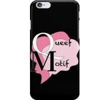 Queef Motif iPhone Case/Skin
