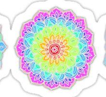 Psychedelic Summer Sticker