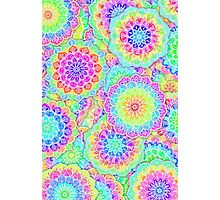 Psychedelic Summer Photographic Print